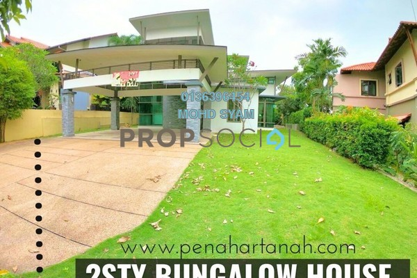 For Sale Bungalow at Bukit Gita Bayu, Seri Kembangan Freehold Semi Furnished 6R/7B 4.5m