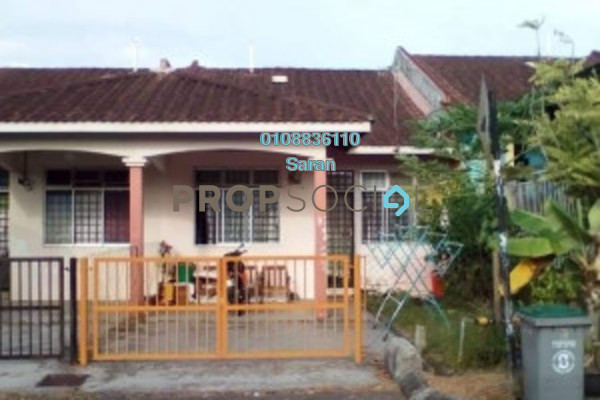 For Sale Terrace at Eco Tropics, Pasir Gudang Freehold Unfurnished 3R/2B 275k