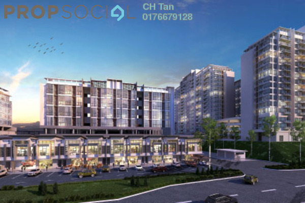 For Sale Serviced Residence at Starz Valley, Putra Nilai Freehold Fully Furnished 1R/1B 215k