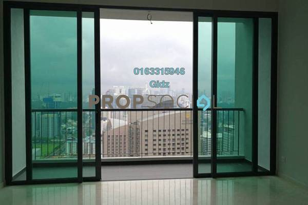 For Sale Condominium at Vogue Suites One @ KL Eco City, Mid Valley City Freehold Semi Furnished 1R/1B 1.1m