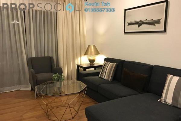 For Rent Condominium at Hartamas Regency 1, Dutamas Freehold Fully Furnished 2R/3B 3.5k