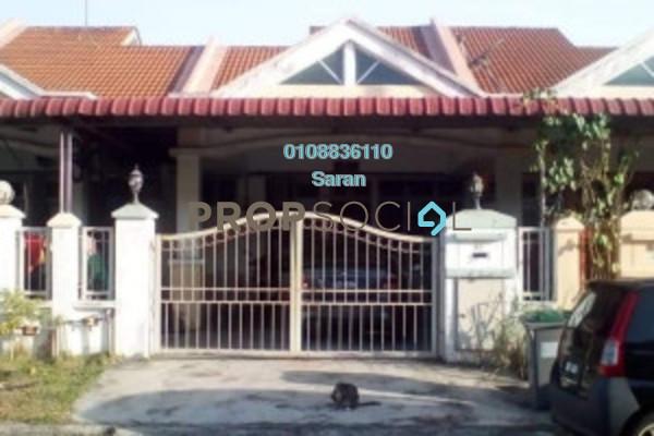 For Sale Terrace at Kangkar Pulai, Johor Freehold Unfurnished 3R/2B 315k