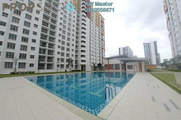 For Sale Apartment at Taman Tasik Semenyih, Semenyih Freehold Unfurnished 3R/2B 280k