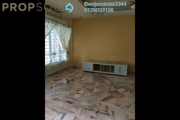 For Rent Terrace at Taman Menjalara, Bandar Menjalara Freehold Fully Furnished 5R/3B 3k