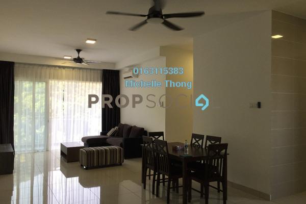 For Rent Condominium at Damansara Foresta, Bandar Sri Damansara Freehold Fully Furnished 3R/3B 2.1k