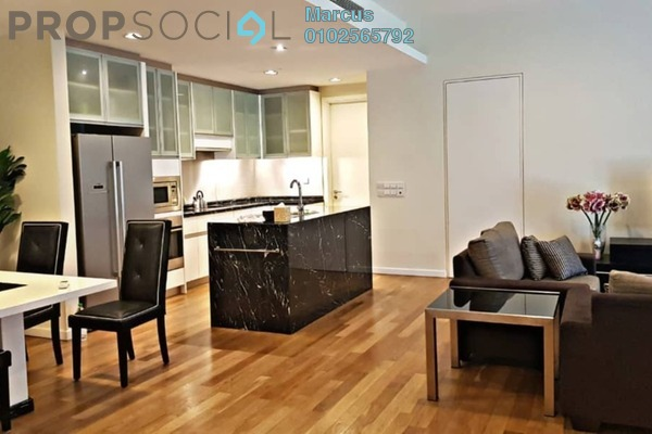 For Rent Condominium at St Mary Residences, KLCC Freehold Fully Furnished 2R/2B 6.5k