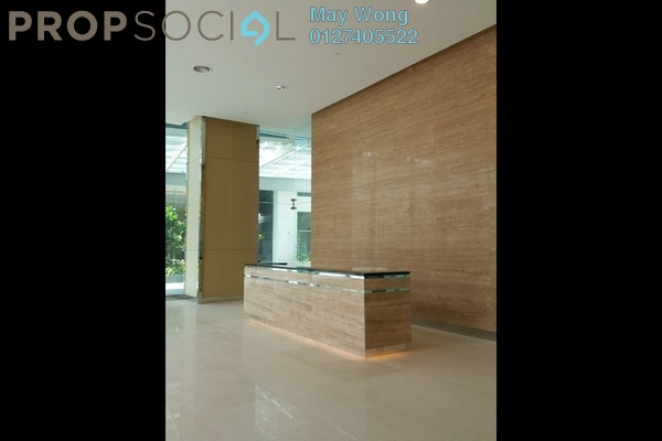 For Rent Office at UOA Business Park, Saujana Freehold Semi Furnished 0R/0B 32k