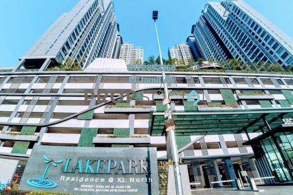For Sale Condominium at LakePark Residence @ KL North, Selayang Leasehold Semi Furnished 3R/2B 700k