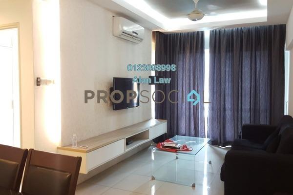 For Rent Condominium at Tiara Mutiara, Old Klang Road Freehold Fully Furnished 3R/2B 1.8k