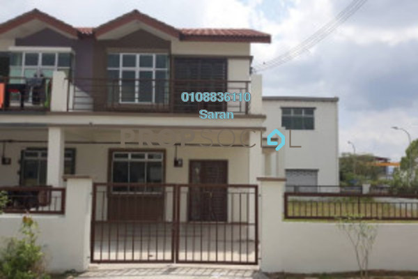 For Sale Terrace at Taman Scientex, Pasir Gudang Freehold Unfurnished 4R/3B 500k