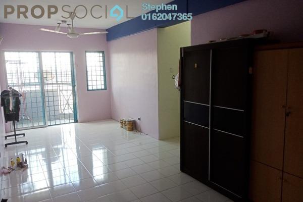 For Sale Apartment at Perdana Impian Apartment, Kajang Freehold Semi Furnished 3R/2B 230k