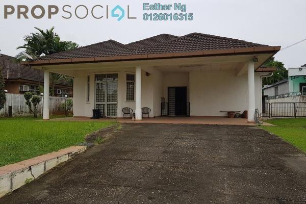 For Sale Bungalow at Taman Kekwa, Bukit Beruntung Freehold Semi Furnished 4R/3B 625k