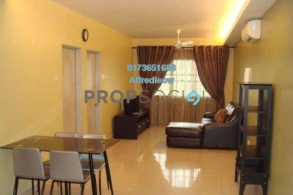 For Rent Apartment at Teratai Mewah Apartment, Setapak Freehold Fully Furnished 3R/1B 1.2k