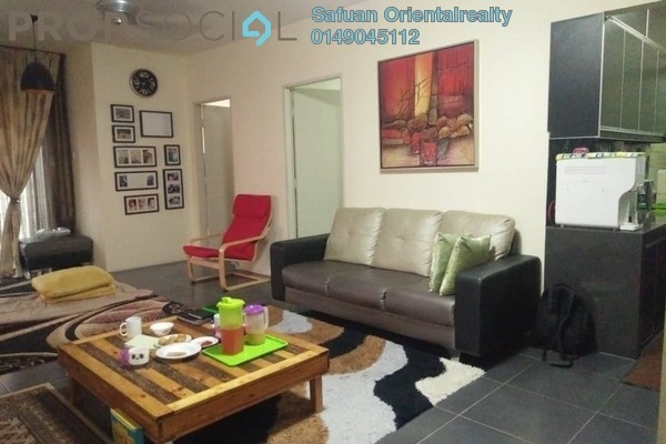 For Sale Apartment at Lakeview Apartment, Batu Caves Freehold Unfurnished 3R/2B 290k