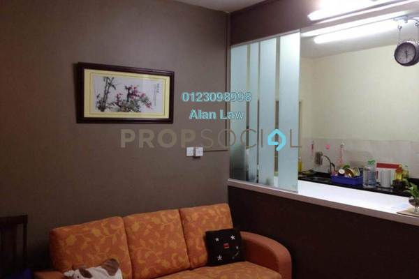 For Sale Condominium at SuriaMas, Bandar Sunway Freehold Fully Furnished 4R/2B 568k
