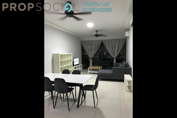 For Rent Condominium at Da Men, UEP Subang Jaya Freehold Fully Furnished 4R/3B 4k