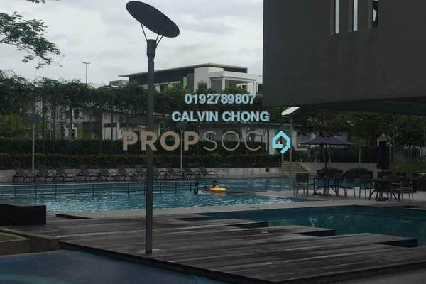 For Sale Condominium at Midfields, Sungai Besi Freehold Fully Furnished 4R/5B 890k