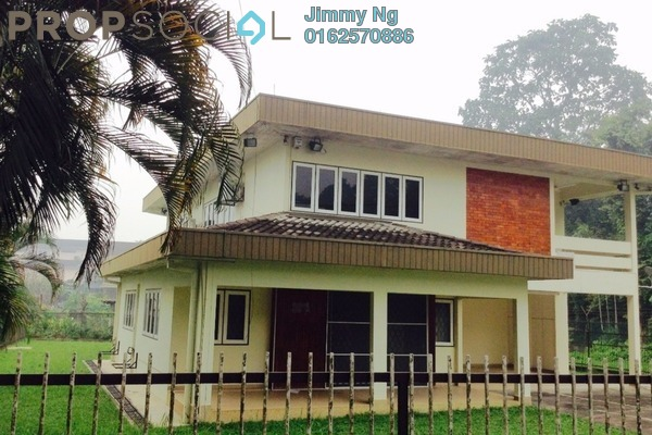 For Sale Bungalow at Ukay Heights, Ukay Freehold Semi Furnished 5R/4B 3m