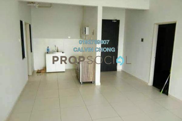 For Sale Condominium at Zefer Hill Residence, Bandar Puchong Jaya Freehold Unfurnished 4R/3B 590k