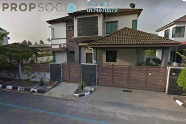 For Sale Bungalow at Taman Tambun Permai, Bukit Tambun Freehold Semi Furnished 6R/3B 1.5m