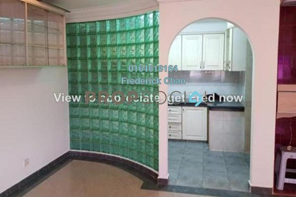 For Sale Condominium at De Tropicana, Kuchai Lama Freehold Unfurnished 2R/2B 330k
