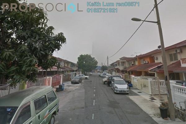 For Sale Terrace at Taman Muhibbah, Seri Kembangan Freehold Unfurnished 4R/3B 550k