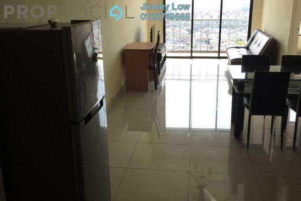 For Rent Condominium at Park 51 Residency, Petaling Jaya Freehold Semi Furnished 2R/2B 1.6k