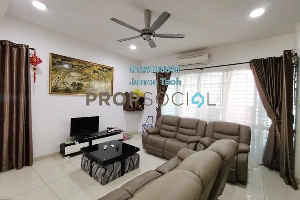 For Sale Terrace at Bandar Puteri Klang, Klang Freehold Semi Furnished 4R/3B 1.25m