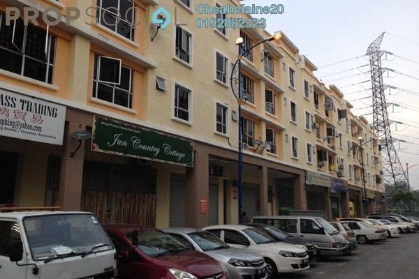 For Rent Apartment at One Selayang, Selayang Freehold Unfurnished 3R/2B 800translationmissing:en.pricing.unit