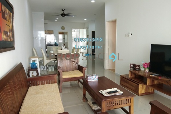 For Sale Condominium at Crystal Creek, Taiping Freehold Fully Furnished 3R/2B 388k