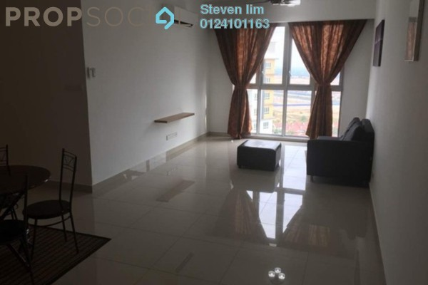 For Rent Condominium at Ceria Residences, Cyberjaya Freehold Fully Furnished 3R/2B 1.7k