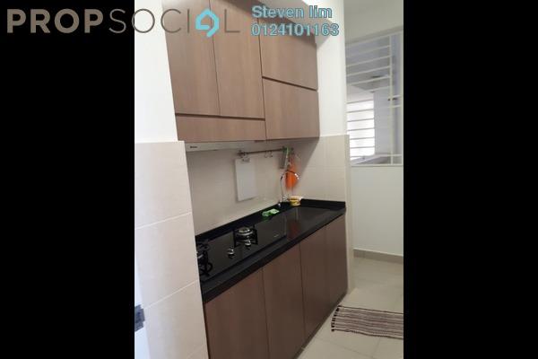 For Rent Condominium at Ceria Residences, Cyberjaya Freehold Semi Furnished 3R/2B 1.5k