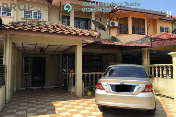 For Sale Terrace at Saujana Puchong, Puchong Freehold Semi Furnished 4R/3B 535k