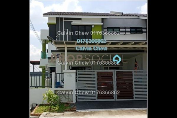 For Sale Terrace at Semenyih Parklands, Semenyih Freehold Unfurnished 4R/4B 502k