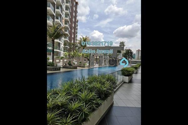 For Sale Condominium at Hijauan Saujana, Saujana Freehold Fully Furnished 3R/2B 750k