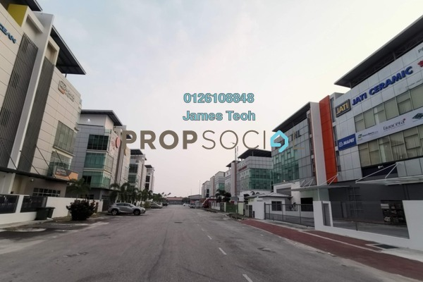 For Sale Semi-Detached at Taman Klang Jaya, Klang Freehold Semi Furnished 0R/0B 3.98m