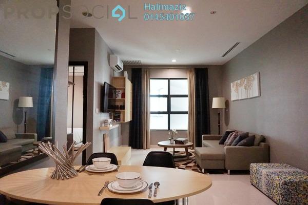 For Sale Condominium at Aura Residence, Putrajaya Freehold Unfurnished 4R/3B 430k