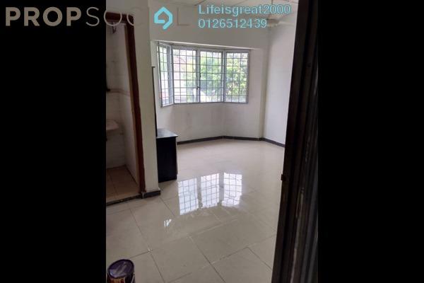 For Sale Terrace at PU12, Bandar Puchong Utama Freehold Semi Furnished 4R/3B 460k