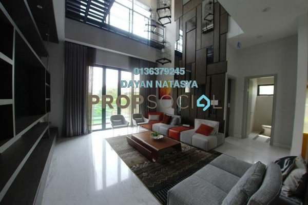 For Sale Bungalow at Vila Elemen, Shah Alam Freehold Semi Furnished 7R/8B 4.44m