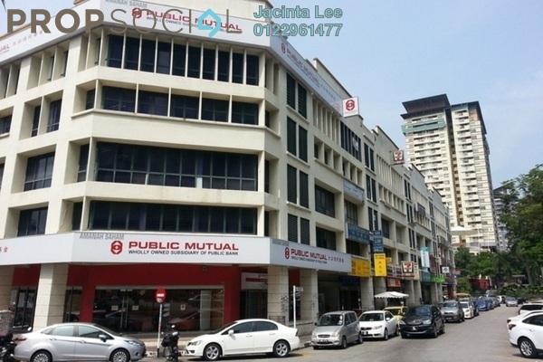 For Sale Office at Perdana Business Centre, Damansara Perdana Leasehold Unfurnished 0R/2B 335k