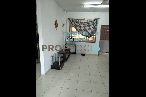 For Rent Apartment at Taman Mount Austin, Tebrau Freehold Semi Furnished 3R/2B 700translationmissing:en.pricing.unit