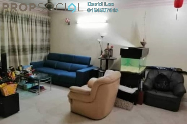For Sale Apartment at Taman Seri Damai, Green Lane Freehold Fully Furnished 3R/2B 380k