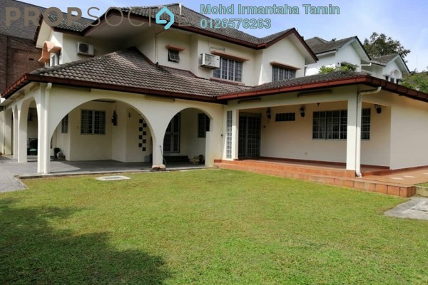 For Sale Semi-Detached at Section 9, Shah Alam Freehold Semi Furnished 5R/4B 1.55m