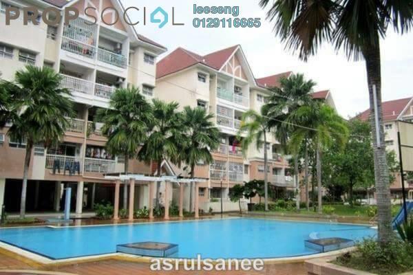 For Rent Apartment at Vista Bayu, Klang Freehold Unfurnished 3R/2B 900translationmissing:en.pricing.unit