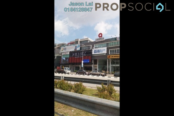For Sale Condominium at Millerz Square, Old Klang Road Freehold Fully Furnished 2R/2B 749.0千