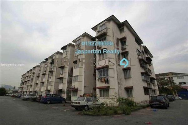 For Rent Condominium at Pandan Indah, Pandan Indah Freehold Semi Furnished 3R/2B 900translationmissing:en.pricing.unit