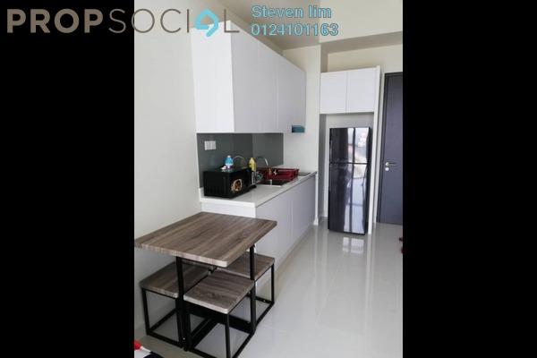 For Sale Apartment at Third Avenue, Cyberjaya Freehold Semi Furnished 1R/1B 370k