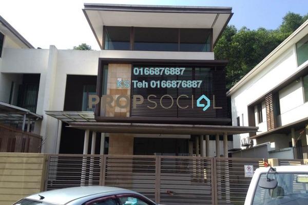 For Sale Semi-Detached at Taman Bukit Kuchai, Puchong Freehold Unfurnished 7R/6B 1.68m