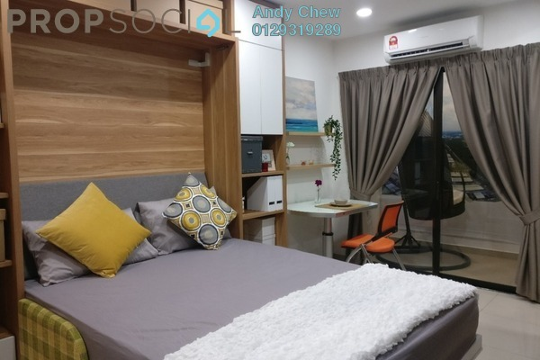 For Sale Serviced Residence at DK Impian, Shah Alam Freehold Fully Furnished 2R/2B 299k