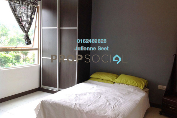 For Rent Condominium at Ritze Perdana 1, Damansara Perdana Freehold Fully Furnished 1R/1B 1.2k